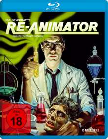 Re-Animator (Blu-ray), Blu-ray Disc