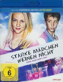 Starke Mädchen weinen nicht (Blu-ray), Blu-ray Disc