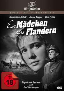 Ein Mädchen aus Flandern, DVD