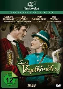 Der Vogelhändler (1953), DVD