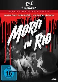 Mord in Rio, DVD