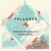 Solander: Monochromatic Memories, CD