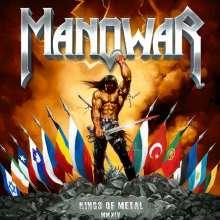 Manowar: Kings Of Metal MMXIV (Silver Edition), 2 CDs