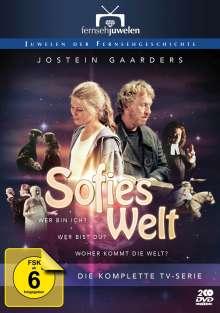 Sofies Welt (Komplette Serie), 2 DVDs