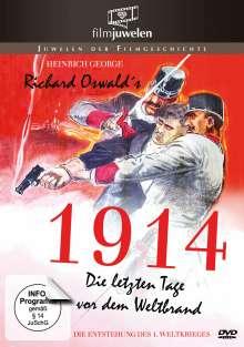1914 - Die letzten Tage vor dem Weltbrand, DVD