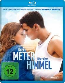 Drei Meter über dem Himmel (Blu-ray), Blu-ray Disc