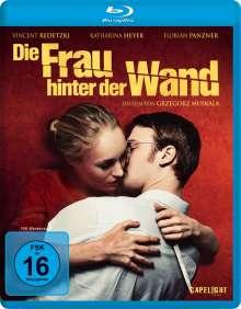 Die Frau hinter der Wand (Blu-ray), Blu-ray Disc