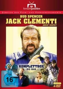 Jack Clementi, Anruf genügt (Komplettbox), 6 DVDs