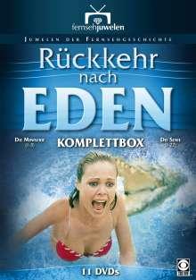 Rückkehr nach Eden (Komplettbox), 11 DVDs