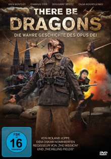There Be Dragons, DVD