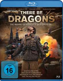 There Be Dragons (Blu-ray), Blu-ray Disc