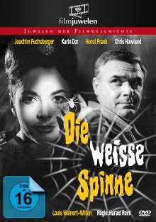 Die weiße Spinne, DVD