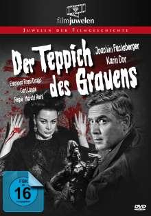 Der Teppich des Grauens, DVD
