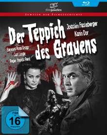 Der Teppich des Grauens (Blu-ray), Blu-ray Disc