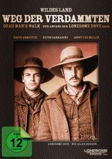 Wildes Land - Weg der Verdammten, 2 DVDs