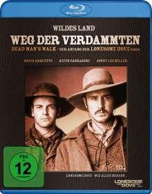 Wildes Land - Weg der Verdammten (Blu-ray), Blu-ray Disc