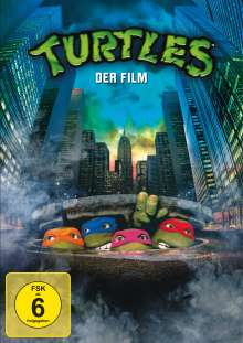 Turtles - Der Film, DVD