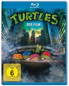 Turtles - Der Film (Blu-ray), Blu-ray Disc