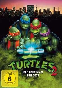 Turtles 2, DVD