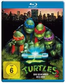 Turtles 2 (Blu-ray), Blu-ray Disc