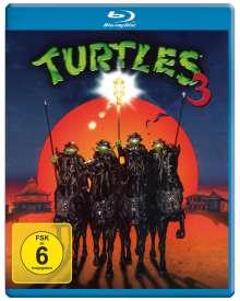Turtles 3 (Blu-ray), Blu-ray Disc