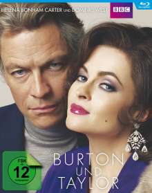 Burton und Taylor (Blu-ray), Blu-ray Disc