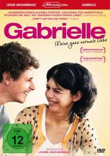 Gabrielle - (K)eine ganz normale Liebe, DVD