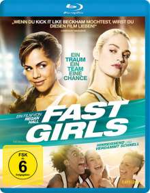 Fast Girls (Blu-ray), Blu-ray Disc