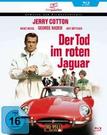 Jerry Cotton: Tod im roten Jaguar (Blu-ray), Blu-ray Disc