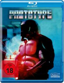 Prototype (Blu-ray), Blu-ray Disc