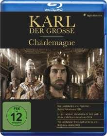 Karl der Große - Charlemagne (Blu-ray), 2 Blu-ray Discs