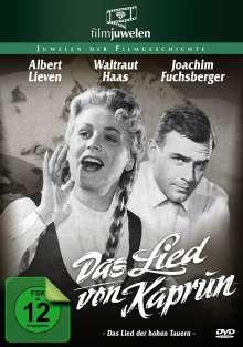 Das Lied von Kaprun, DVD