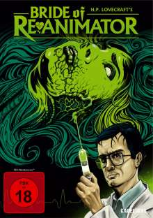 Bride of Re-Animator, DVD