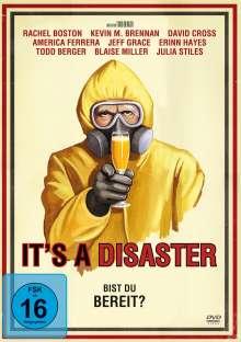 It's a Disaster - Bist du bereit?, DVD