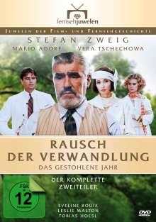 Rausch der Verwandlung (Kompletter Zweiteiler), DVD