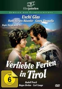 Verliebte Ferien in Tirol, DVD