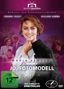 Jo, Fotomodell (Kompletter Dreiteiler), 2 DVDs