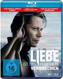 Liebe ist das perfekte Verbrechen (Blu-ray), Blu-ray Disc