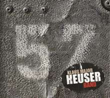 "Klaus ""Major"" Heuser: 57, CD"