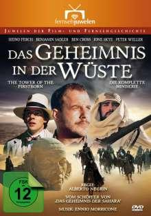 Das Geheimnis in der Wüste, DVD