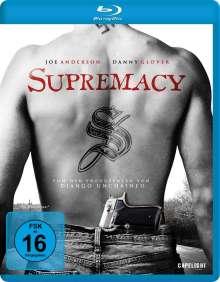 Supremacy (Blu-ray), Blu-ray Disc