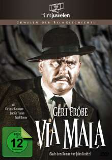 Via Mala (1961), DVD