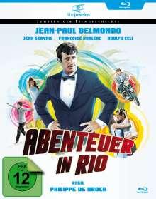Abenteuer in Rio (Blu-ray), Blu-ray Disc