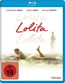 Lolita (Blu-ray), Blu-ray Disc