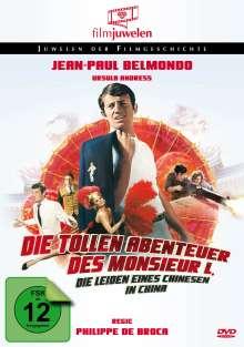Die tollen Abenteuer des Monsieur L., DVD