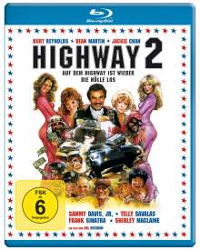 Highway 2 - Auf dem Highway ist wieder die Hölle los (Blu-ray), Blu-ray Disc