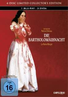 Die Bartholomäusnacht (Blu-ray & DVD im Mediabook)