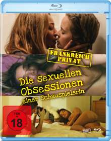 Frankreich privat - Die sexuellen Obsessionen einer Schauspielerin (Blu-ray), Blu-ray Disc