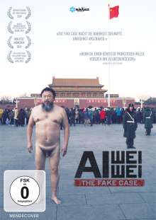 Ai Weiwei: The Fake Case (OmU), DVD