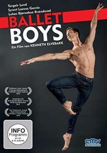 Ballet Boys, DVD